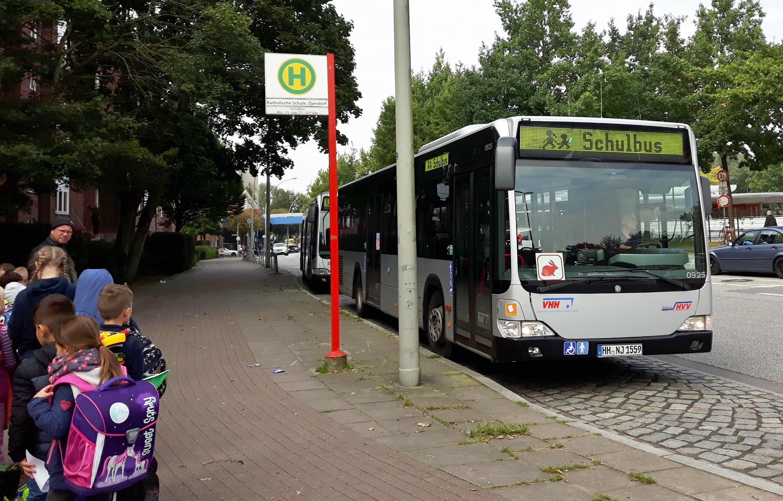 Schulbus Hamburg